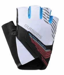 Shimano Advanced Gloves fietshandschoenen zomer wit